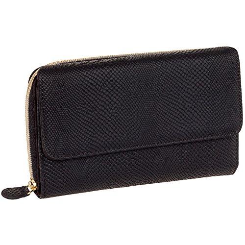 mundi-womens-my-big-fat-clutch-wallet-w-calculator-gold-hardware-black-snake