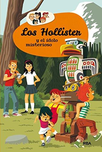 los-hollister-y-el-idolo-misterioso-inolvidables