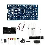 DIY Kits Electrónicos 76MHz-108MHzStereo Receptor de Radio FM PCB Módulo inalámbrico