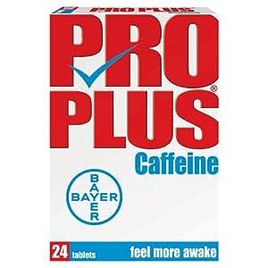 Pro-Plus Caffeine 24 Tablets