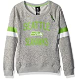 "NFL Girls 716"" My City Long Sleeve Boatneck Pullover Sweatshirt"