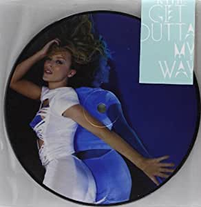 """Get Outta My Way (Picture Disc) [7"""" VINYL]"""