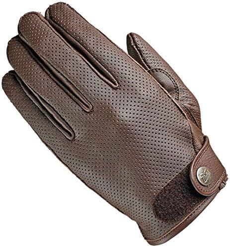 Held Motorradschutzhandschuhe, Motorradhandschuhe kurz Airea Handschuh braun 10, Herren, Chopper/Cruiser, Sommer, Leder