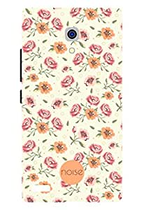 Noise Vintage Floral Printed Cover for Redmi Note/ Xiaomi Redmi Note Prime