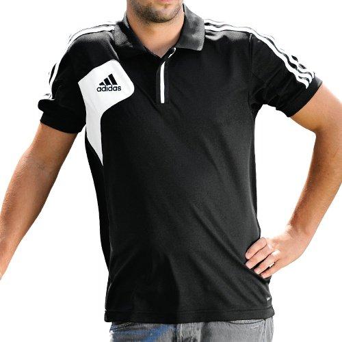 adidas Herren Polo Shirt Condivo 12, black/white, 5, X16940 Condivo 12 Training