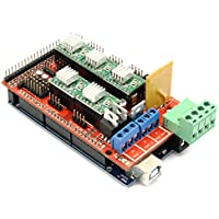 Mega2560 R3 + 5 pcs A4988 driver + RAMPS 1.4 3D Kit