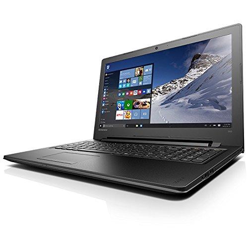 "Lenovo Ideapad 300-15ISK - Portátil de 15.6 ""(Intel Core i7-6500U, memoria RAM de 8 GB, HDD de 1 TB, Intel HD Graphics 520, Windows 10 Home), negro brillante - Teclado QWERTY Español"