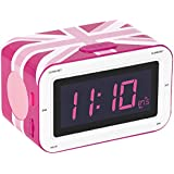 BigBen Interactive RR30 GB Girly Radio/Radio-réveil
