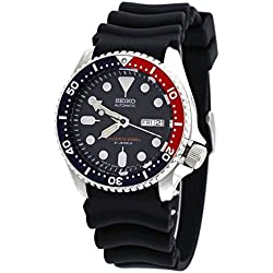 SEIKO AUTOMATIC DIVER SKX009J1 GENTS STAINLESS STEEL CASE AUTOMATIC DATE WATCH