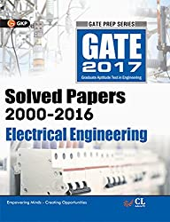 Gate Paper Electrical Engineering 2017 (Solved Papers 2000-2016)