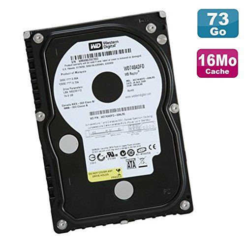 Festplatte 74Go 3.5