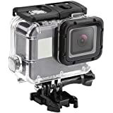 NLSD Replacement Waterproof Case Protective Housing Cover With Bracket For GoPro Hero 5 Camera