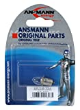 ANSMANN 3016075, für RC1, Metall, Transparent, 0,8 x 0,8 x 2,9 cm