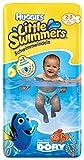 Huggies Little Swimmers Einweg einzeln verpackte Schwimmwindeln, Größe 2-3, 36 Stück