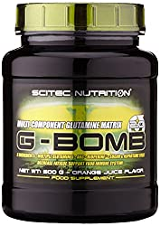 Scitec Nutrition G-bomb 2.0, Orange, 1er Pack (1 x 500 g)