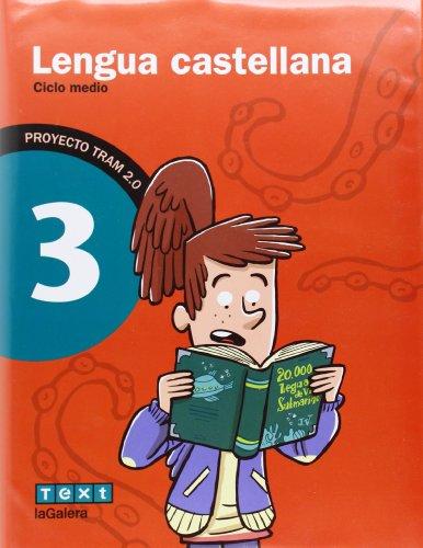 TRAM 2.0 Lengua castellana 3 - 9788441221123