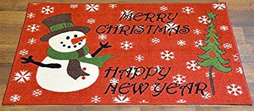 Homie diseño Navidad Lavable Felpudo Antideslizante
