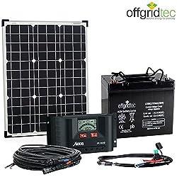Solaranlagen 50 Watt * / Bild: Amazon.de