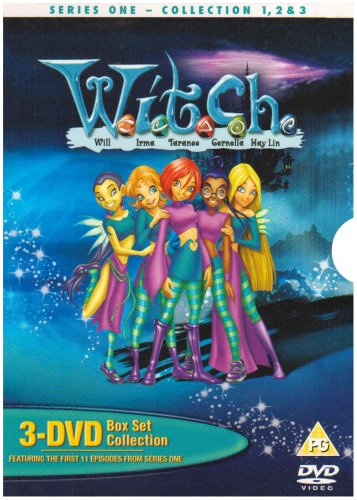 W.I.T.C.H. - Series 1: Collection 1, 2 and 3 [UK Import] -