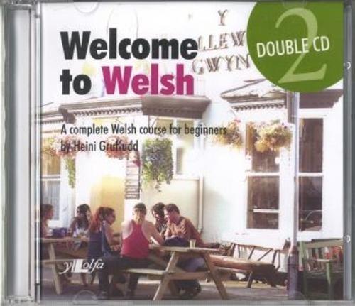 Welcome to Welsh (CD) Cover Image