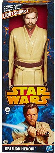 Hasbro A6482E35 - Star Wars Ultimate Figur: Obi-Wan -
