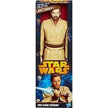 Hasbro A6482E35 - Star Wars Ultimate Figur: Obi-Wan Kenobi