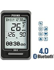 posma DB1BLE4.0Radfahren Computer (bhr20Herzfrequenz Monitor und bcb20Speed/Cadence Sensor Bundle Option erhältlich)