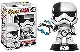 pabuTEL-Bundle POP! Sammelfigur Star Wars Stormtrooper | Scharfrichter | Wackelkopffiguren | aus Vinyl ca. 10cm