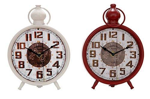 Reloj sobremesa vintage 23cm