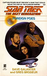 Foreign Foes - Star Trek: The Next Generation