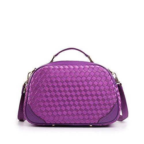 Messenger Bag Lady fashion tricot/sac à main/Sac à bandoulière simple-A D