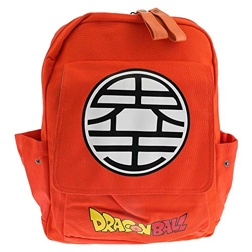 Altoquuser Dragon Ball Anime Mochila Estampada Estilosa