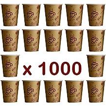Vasos de cartón 1000 unidades / alta calidad. Coffee to go - Vasos de Cartón