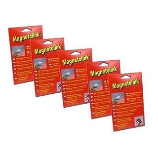 GEV Magnetolink für Rauchmelder - 5er Pack