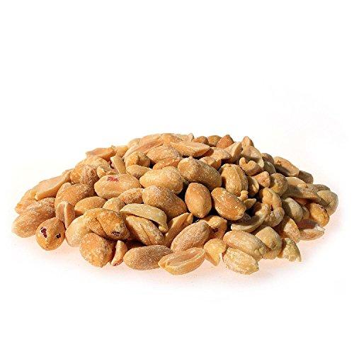 Erdnüsse fettfrei geröstet und OHNE Salz (1000g) -