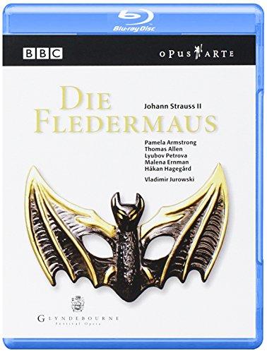 Johann Strauss - Die Fledermaus [Blu-ray]