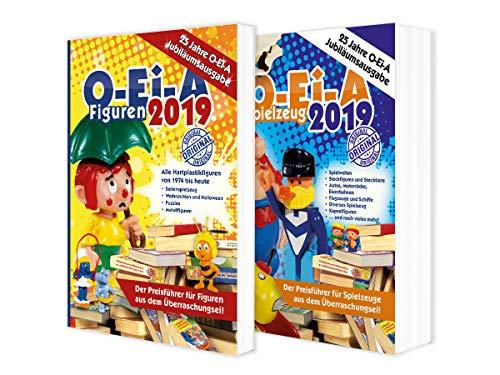 Das O-Ei-A 2er Bundle 2019 - O-Ei-A Figuren und O-Ei-A Spielzeug im Doppel mit 4,00 € Preisvorteil gegenüber Einzelkauf!