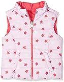 United Colors of Benetton Mädchen Jacke Waistcoat, Rosa (Pink 903), One Size (Herstellergröße: XS)