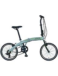 """PROPHETE Alu-City-Faltrad 20"""" GENIESSER 7.2 folding sport"""
