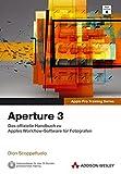 Image de Aperture 3 - Das offizielle Handbuch zu Apples Workflow-Software für Fotografen (Apple So