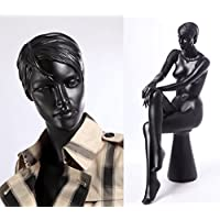 Eurotondisplay QT-16-8 abstract sitting mannequin