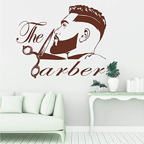 Besten Fake BART - caowenhao Barber Shop Herren Bart Friseursalon