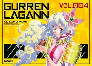 Gurren Lagann Edition simple Tome 4