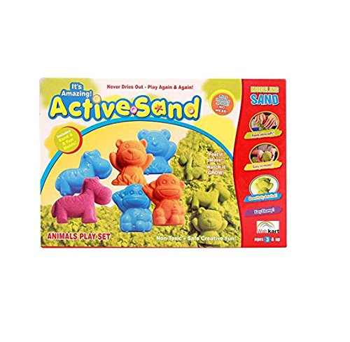 Ekta Active Sand (Animal Play Kit)