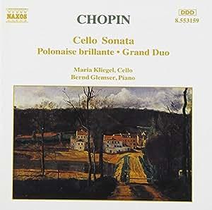 Chopin Cellosonate Kliegel