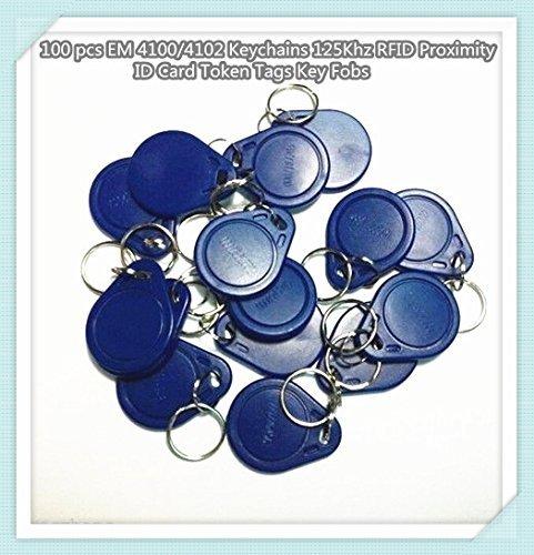 100-pcs-em-4100-4102-keychains-125khz-rfid-proximity-id-card-token-tags-key-fobs-by-fcard