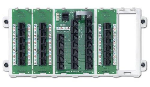 Leviton Strukturierte Media Panel, 47603-18P Leviton Media Box