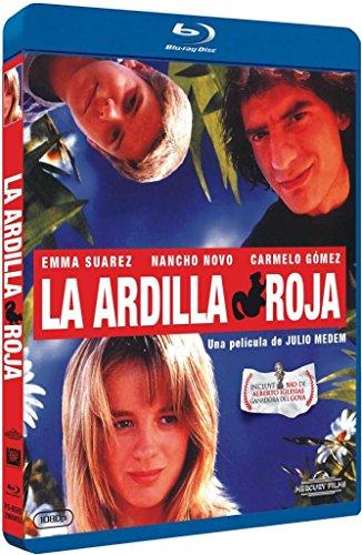 Ardilla Roja [Blu-ray] 51hU7x8jEYL