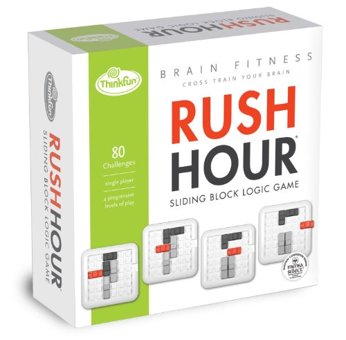 Rush Hour: Brain Fitness por Thinkfun