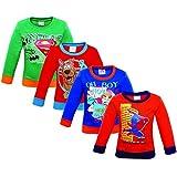 Eteenz .Spiderman Boys Sweatshirt Pack O...